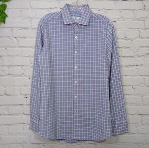 Mizzen+Main men's shirt medium